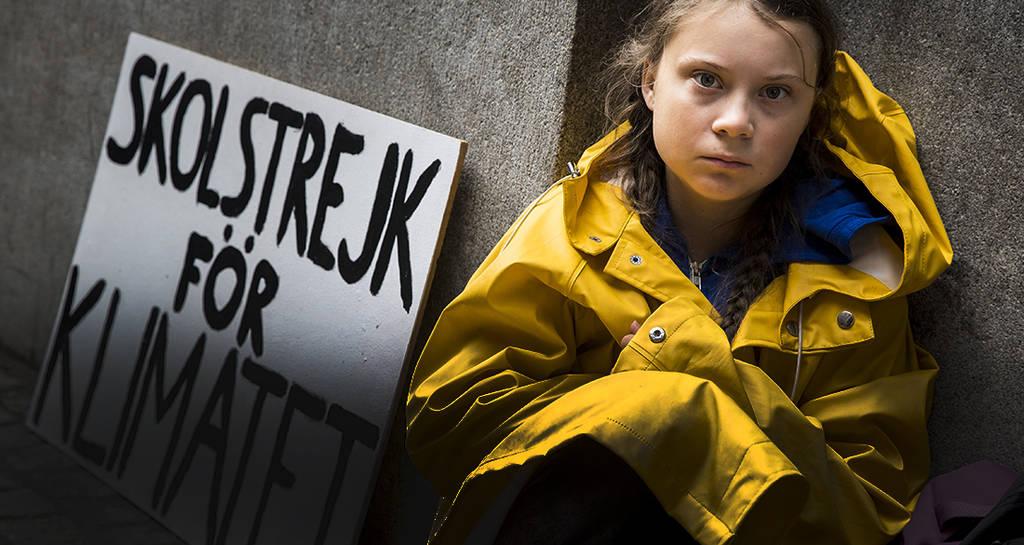 Дегенеративная шведская девочка как новое знамя глобального безумия