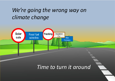 Influencing Your Mp On Climate Change Campaign Against Climate Change