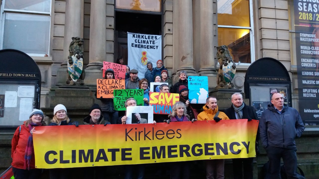 Councils declaring climate emergency: what next? | Campaign